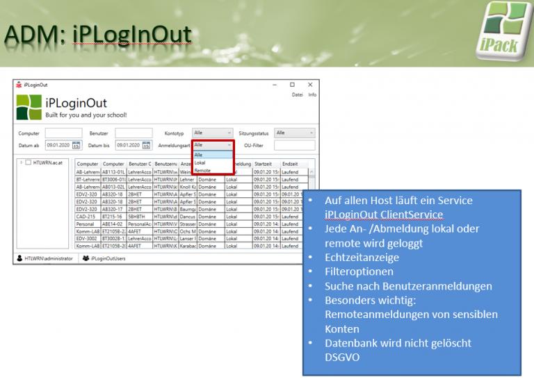 iPack_ADM_IPLogInOut