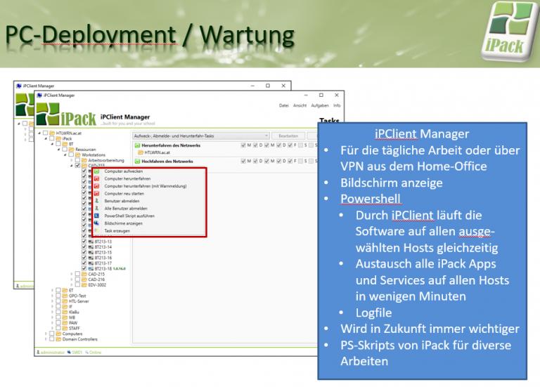 iPack_Wartung